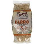 [Bob`S Red Mill] Grains Farro  At least 95% Organic