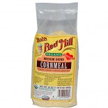 [Bob`S Red Mill] Miscellaneous Cornmeal, Medium  At least 95% Organic