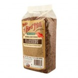 [Bob`S Red Mill] Miscellaneous Flaxseed, Brown, Raw  At least 95% Organic