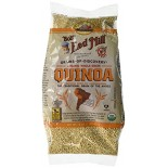 [Bob`S Red Mill] Grains Red Quinoa, Whole Grain  At least 95% Organic