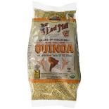 [Bob`S Red Mill] Grains Red Quinoa, Whole Grain  At least 95% Organic