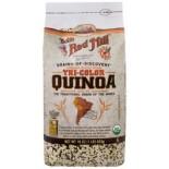 [Bob`S Red Mill] Grains Tri Color Quinoa, Whole Grains  At least 95% Organic