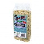 [Bob`S Red Mill] Cereals Oats Quick Cook, Steel Cut  At least 95% Organic
