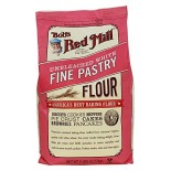 [Bob`S Red Mill] Flour & Baking Products Fine Unbl White Pastry Flour
