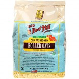 [Bob`S Red Mill] Cereals Oats, Rolled  At least 95% Organic