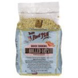 [Bob`S Red Mill] Cereals Oats, Quick Rolled