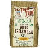 [Bob`S Red Mill] Flour & Baking Products Flour, Ivory Wheat, 100% WG  At least 95% Organic