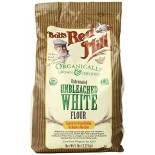 [Bob`S Red Mill] Flour & Baking Products White Flour, Unbleached  At least 95% Organic