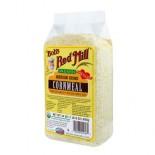 [Bob`S Red Mill] Flour & Baking Products Medium Cornmeal  At least 95% Organic