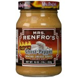 [Mrs Renfro`S] Sauces Ghost Pepper, Scary Hot