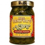 [Mrs Renfro`S] Pickles/Peppers/Relish Peppers, Nacho Sliced