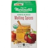 [Martinelli`S] Displays Mulling Spices  At least 95% Organic
