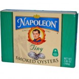 [Napoleon Co.] Seafood - Minimum Order = 5, in Increment of 5 Baby Oysters, Smoked