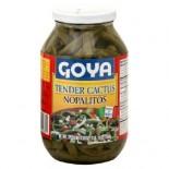 [Goya]  Nopalitos Tender Cactus