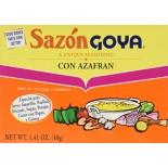 [Goya]  Sazon Con Azafran