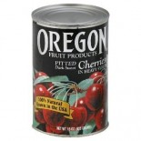 [Oregon Fruit] Canned Fruit Bing Cherries, Pitted, Heavy Syrup