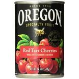 [Oregon Fruit] Canned Fruit Pie Cherries, Red Tart in Water