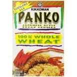[Kikkoman International Inc] Bread Crumbs Japanese Style Pank, Whole Wheat