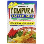 [Kikkoman International Inc] Asian Cooking Ingredients Tempura Batter Mix, Extra Crispy