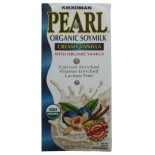 [Kikkoman International Inc] Pearl Soy Milk Creamy Vanilla  At least 95% Organic