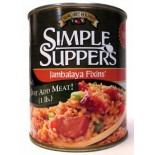 [Margret Holmes] Simple Suppers Jambalaya Fixin