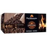 [Java Log]  4-Hour Firelog Made w/Coffee