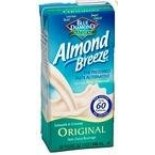 [Almond Breeze] Almond Milk, Non Dairy Beverage Vanilla, Unsweetened