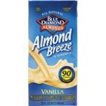 [Almond Breeze] Almond Milk, Non Dairy Beverage Vanilla