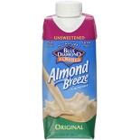 [Almond Breeze] Almond Milk, Non Dairy Beverage Original, Unsweetened