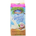 [Almond Breeze] Almond Milk/Coconut Milk Blend, Non Dairy Beverage Unsweetened