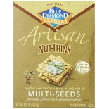 [Blue Diamond] Cracker/Bread Specialty Crackers Artisan, Multi-Seed