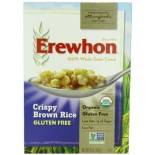 [Erewhon] Wheat Free Cereal Crispy Brown Rice, Gluten Free  At least 95% Organic