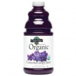 [Fragile Planet Organic] Juice Grape  At least 95% Organic