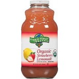 [Fragile Planet Organic] Juice Strawberry Lemonade  At least 95% Organic