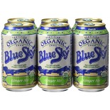 [Blue Sky] Real Sugar Sodas Ginger Gale  At least 95% Organic