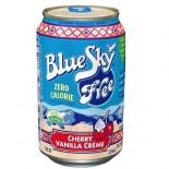 [Blue Sky] Sugar Free Sodas Cherry Vanilla Creme