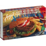 [Amy`S] Veggie Burgers All American  At least 70% Organic