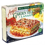 [Amy`S] Entrees Lasagna, Garden Vegetable  At least 70% Organic