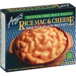 [Amy`S] Entrees Mac & Cheese, Rice  At least 70% Organic