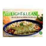 [Amy`S] Light & Lean Black Bean & Cheese Enchilada  At least 70% Organic