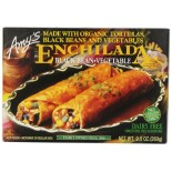 [Amy`S] Entrees Enchiladas, Blk Bean Vegetable  At least 70% Organic
