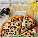 [Amy`S] Pizza Mushroom & Olive  At least 70% Organic