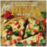 [Amy`S] Pizza SS, Pesto  At least 70% Organic