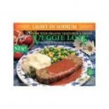 [Amy`S] Whole Meals Veggie Loaf Dinner, Low Sodium  At least 70% Organic