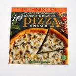 [Amy`S] Pizza SS, Spinach Low Sodium  At least 70% Organic
