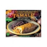 [Amy`S] Whole Meals Whl Meal Tamales, Rstd Vegetable  At least 70% Organic