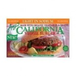 [Amy`S] Veggie Burgers California Veg Burger, Low Salt  At least 70% Organic