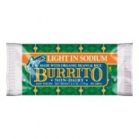 [Amy`S] Burritos & Wraps Burrito, Bean & Rice Low Sodium  At least 70% Organic