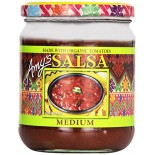 [Amy`S] Salsas Medium  At least 95% Organic