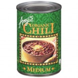 [Amy`S] Chili`s Medium  At least 95% Organic